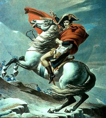 Napoleon was weak ruler