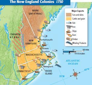 gender roles in the chesapeake and new england colonies Major differences between the colonies many new england communities treated quakers poorly and many quakers saw acts of violence inflicted on them in the name.
